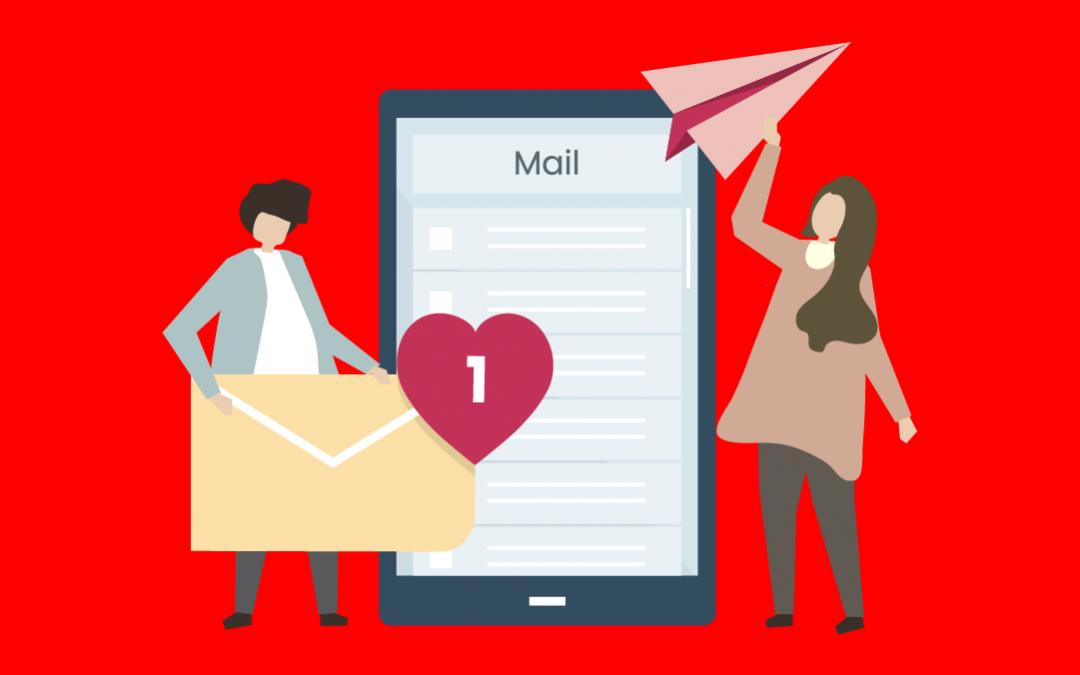 Logra un incremento en las ventas gracias al e-mail marketing.